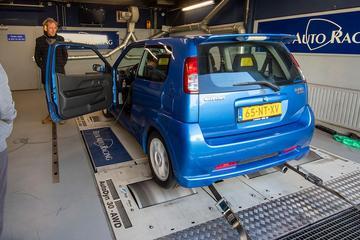 Suzuki Ignis 1.5-16V Sport - Op de Rollenbank