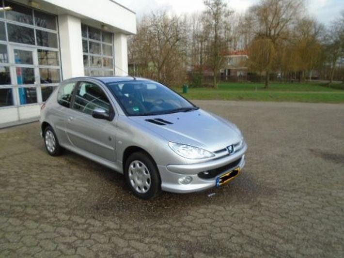 Peugeot 206 Génération 1.4 (2008)