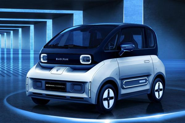 Baojun blikt vooruit op nieuwe microcar