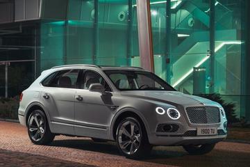 Nu officieel: Bentley Bentayga Hybrid
