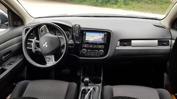 Mitsubishi Outlander 2.0 ClearTec Business Edition 2WD (2015)