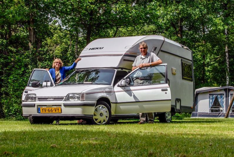 Opel Kadett Camper