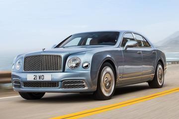 Bentley Mulsanne komt mogelijk als EV