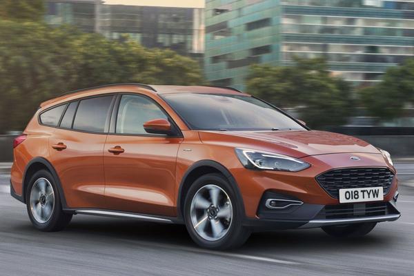Ford Focus Active Wagon ook voor Nederland