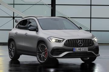Dít is de Mercedes-AMG GLA 45 4Matic!