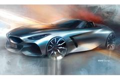 BMW schetst Z4