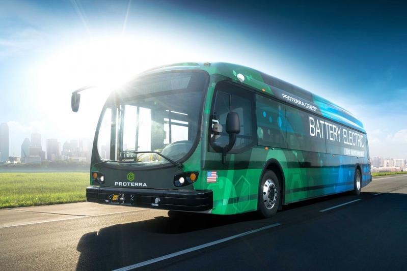 Elektrische bus rijdt 1.772 km op één acculading