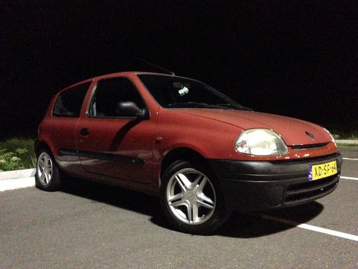 Renault Clio 1.2 (1998)