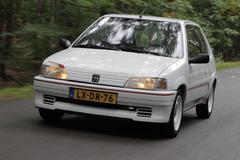 Peugeot 106 Rallye - Blits Bezit
