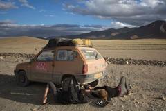 Fiat Panda goes Mongol Rally - Deel 9