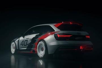 Audi RS6 GTO is knotsgekke knipoog
