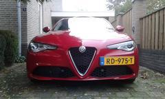 Alfa Romeo Giulia 2.2 JTD 180pk Advanced Efficiency Super