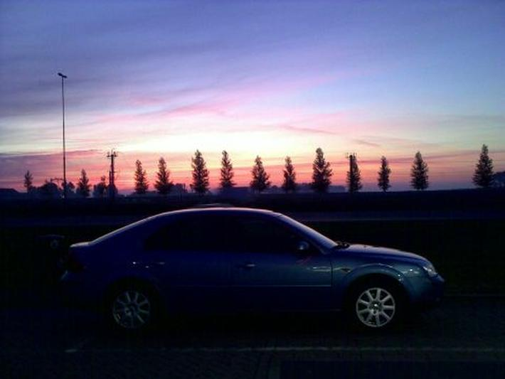 Ford Mondeo 2.0 TDCi 115pk Collection (2002)