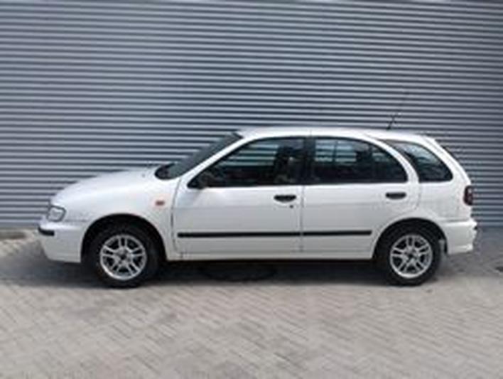 Nissan Almera 1.6 GX (1998)