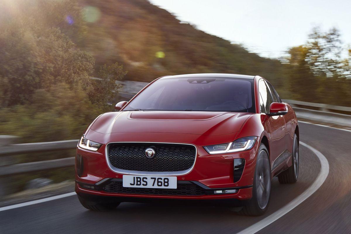 Jaguar Introduceert Compleet Elektrische Suv De I Pace Guys