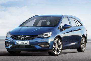 Opel Astra Sports Tourer 1.2 Turbo 110pk Edition 2020 (2020)