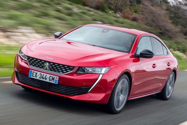 Rij-impressie: Peugeot 508