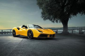 Novitec doet Ferrari 488 Spider