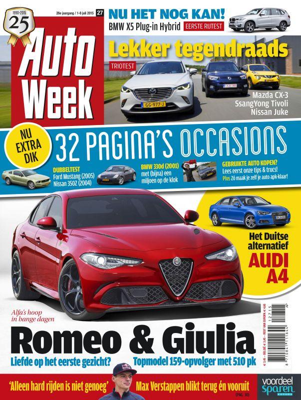 AutoWeek 27 2015
