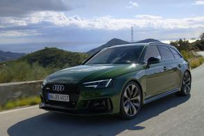 Audi RS4 Avant - Rij-impressie