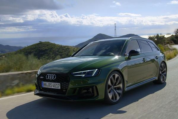 Video: Audi RS4 Avant - Rij-impressie