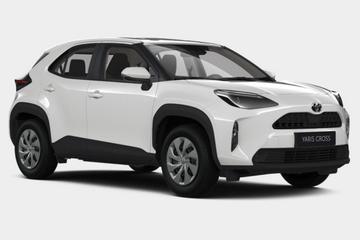 Toyota Yaris Cross - Back to Basics