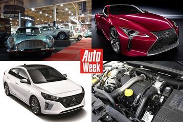 Dit was de AutoWeek: week 2