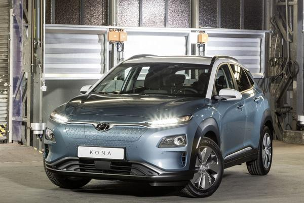 Hyundai Kona Electric gepresenteerd