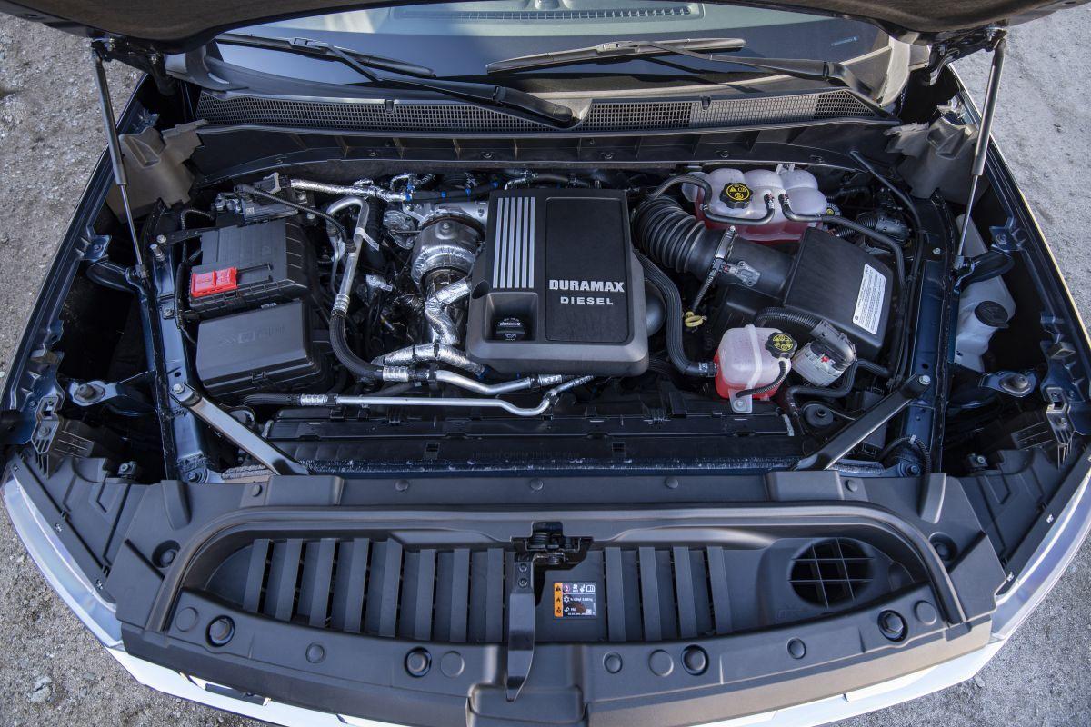 Chevrolet Silverado Duramax