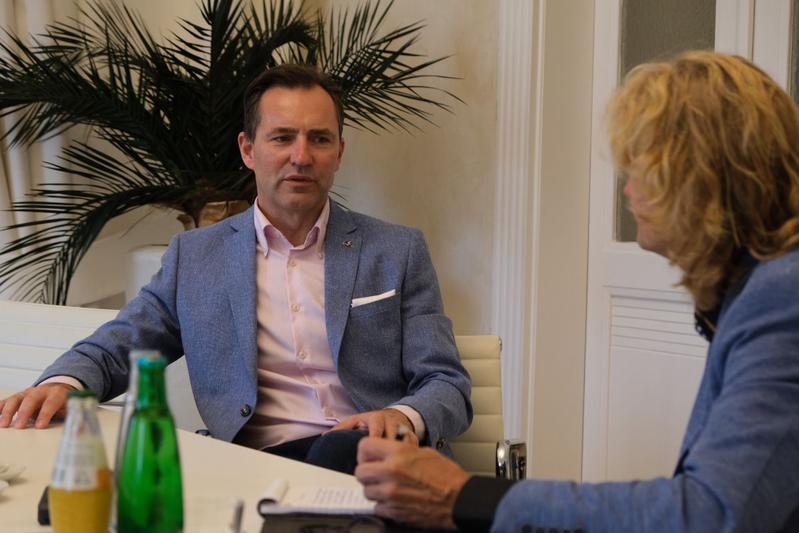 Thomas Schäfer Skoda interview