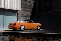 Rolls-Royce Dawn wordt kerstcadeau Neiman Marcus