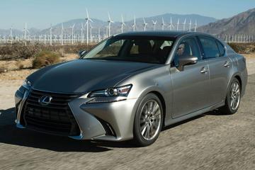 Lexus vernieuwt GS