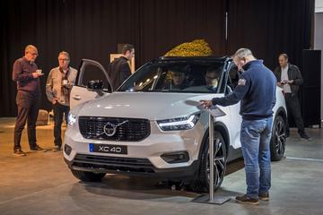 Lezers maken kennis met Volvo XC40