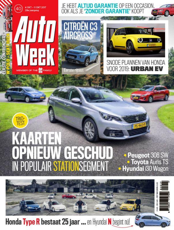 AutoWeek 40 2017
