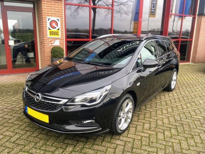 Opel Astra Sports Tourer 1 6 Cdti 110pk Innovation 2016 Autoweek Nl