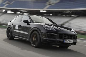 Porsche Cayenne krijgt heftige topversie
