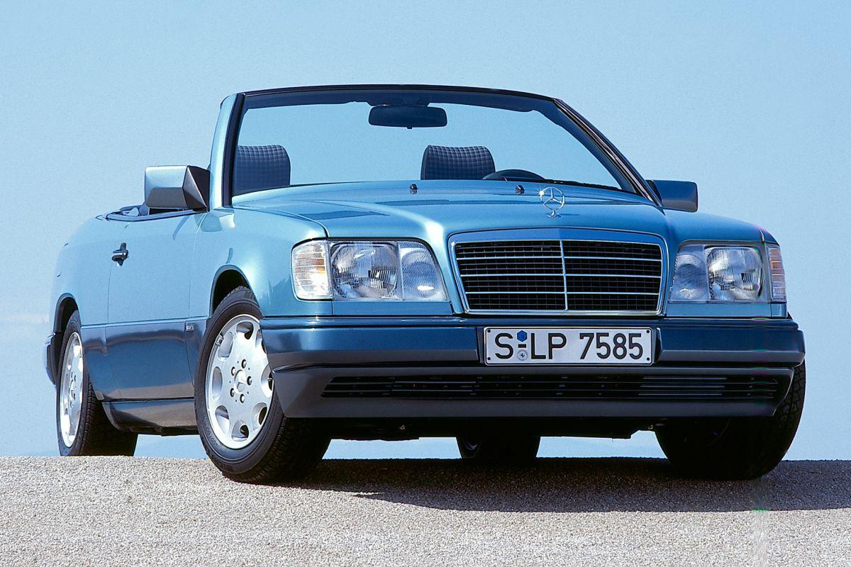 Mercedes-Benz E-klasse W124