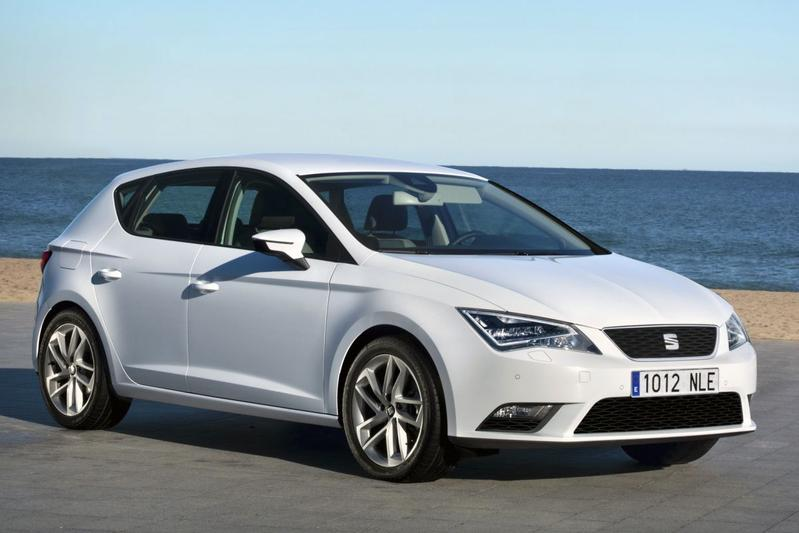 Seat Leon 1.8 TSI FR Connect (2015)