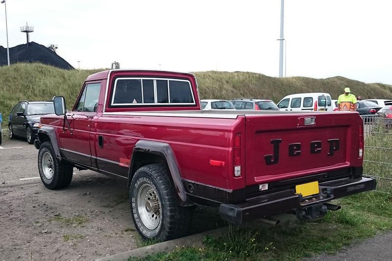 jeep j20 te koop