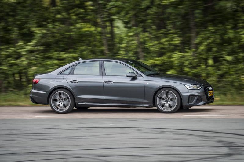 Test: Audi A4 40 TFSI
