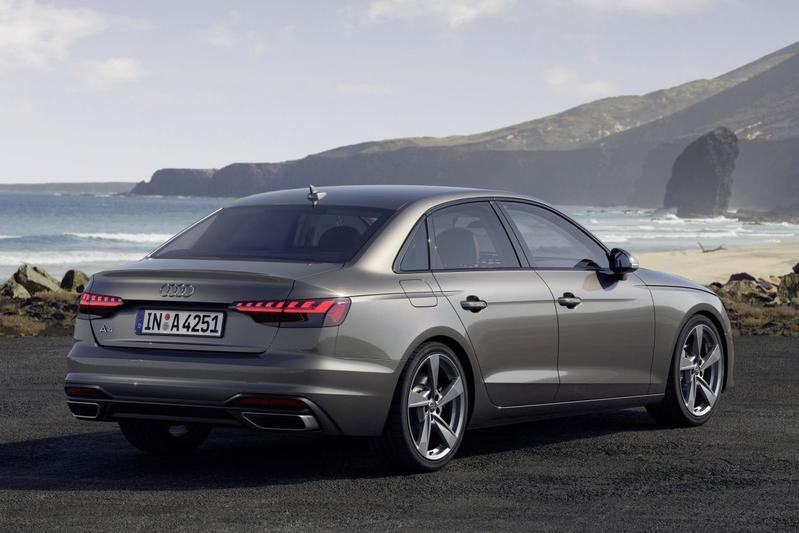 Audi A4 en S4 2020