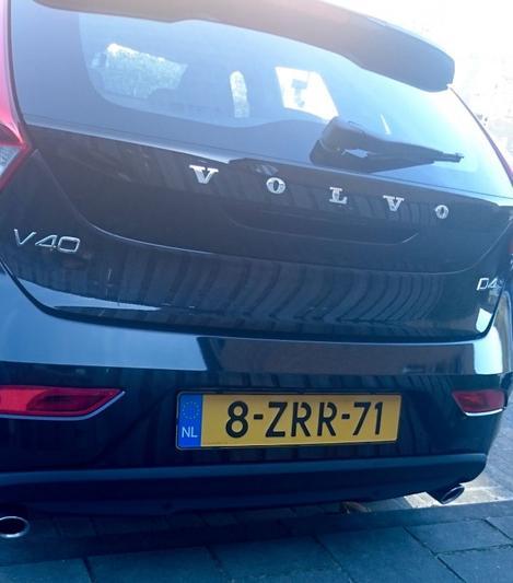 Volvo V40 D4 Business Momentum (2014) #6