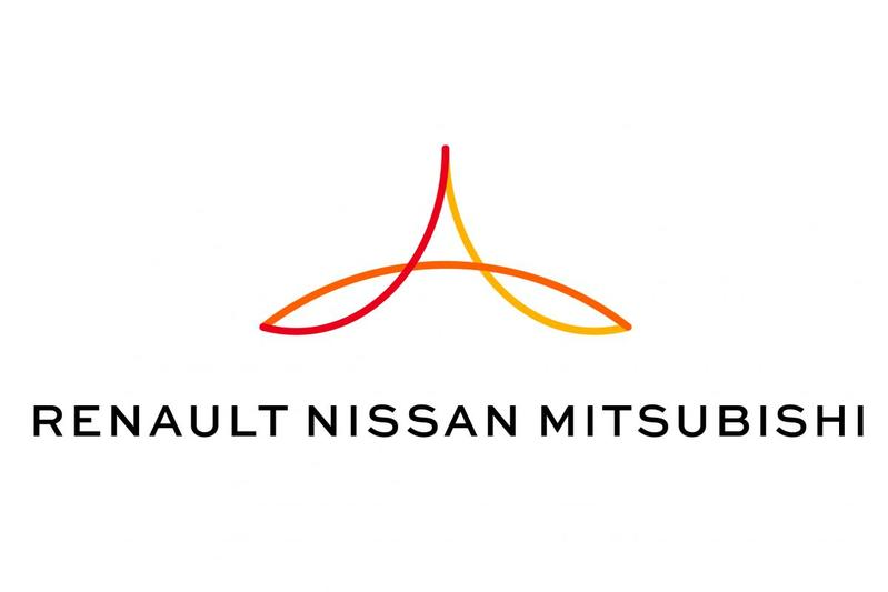 Renault Nissan Mitsubishi logo Alliance 2022