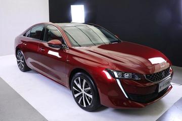 Voor de Chinese markt: Peugeot 508L