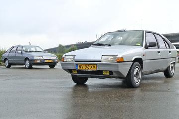 Citroën BX vs. Ford Sierra - AutoWeek Classics