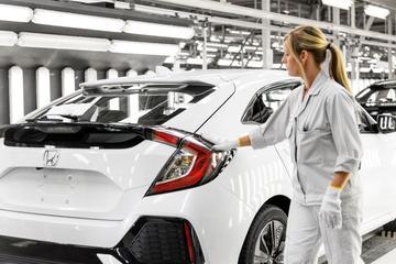 Honda moet Britse productie stilleggen