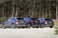 Mercedes-Benz vergroot voorsprong op Audi en BMW