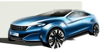 Nissan's Venucia komt met coupé-SUV