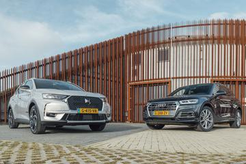 Audi Q5 – DS 7 Crossback - Dubbeltest