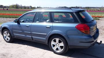 Subaru Outback 3.0R Executive Pack (2004)